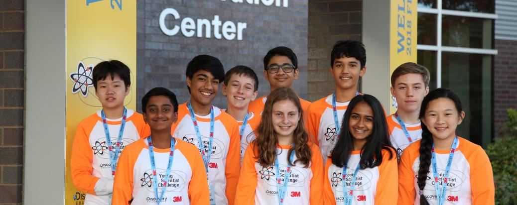 2018 Young Scientist Challenge | 1 Month Left to Enter