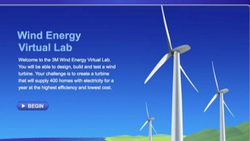 Wind Energy Virtual Lab
